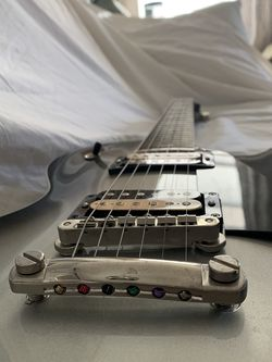 2017 Gibson les Paul classic limited edition silver burst /rim burst. for Sale in Redondo Beach,  CA