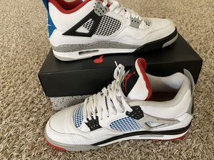 RETRO 4s $160 FRESH for Sale in Perris, CA