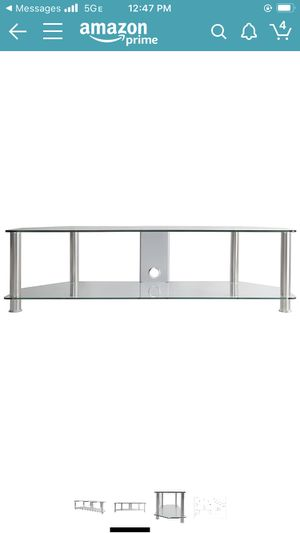 Tv stand up to 65inches BRAND NEW for Sale in Portland, OR