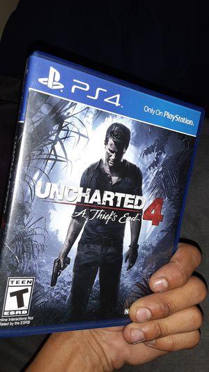 Uncharted 4 A thief's end for Sale in Pico Rivera, CA