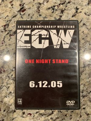 ECW One Night Stand for Sale in Humble, TX