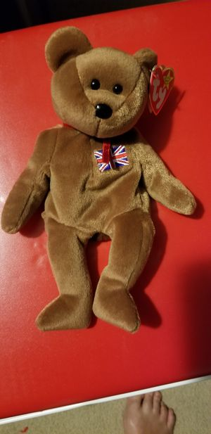 UK beanie baby for Sale in Federal Way, WA
