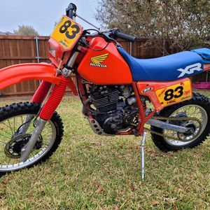1983 Honda Xr500R for Sale in Rowlett, TX