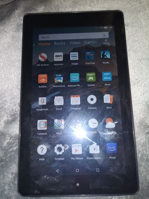 Kindle fire 7 9th generation for Sale in Bentonville, AR
