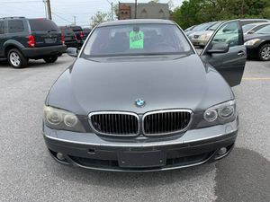 2007 BMW 7 Series for Sale in Harrisburg, PA