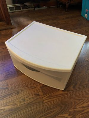 Plastic drawer storage container for Sale in Wayne, IL