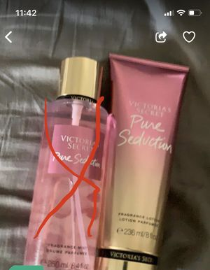 Pine Seduction- Victoria Secret lotion for Sale in East Gull Lake, MN