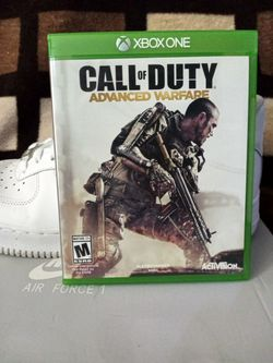 CALL OF DUTY: ADVANCE WARFARE for Sale in Anaheim, CA