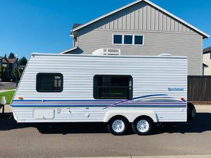 2002 19-FOOT SPORTSMEN MUST SEE !!!!! for Sale in Vancouver, WA