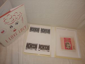 Lucille Ball 4 set audio tapes and 50th anniversary book for Sale in Virginia Beach, VA