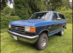 1990 Ford Bronco for Sale in Stanwood, WA