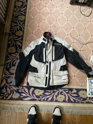 Alpinestars tech-touring motorcycle jacket. for Sale in Philadelphia, PA