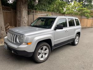 4x4 Jeep Patriot 2013 for Sale in Shoreline, WA