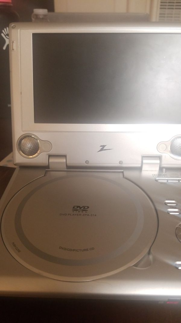 DVD PORTABLE PLAYER. And a Barnes and noble Nook. 50$ each