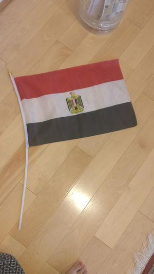 Egyptian flag for Sale in Rockville, MD
