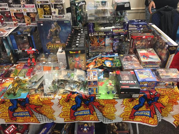 Collectible toys for sale!