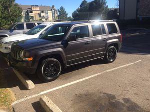 2016 Jeep Patriot for Sale in Aurora, CO