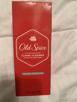 Old spice aftershave for Sale in Agoura Hills, CA