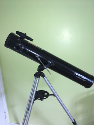 Celestron power seeker114az for Sale in New Britain, CT