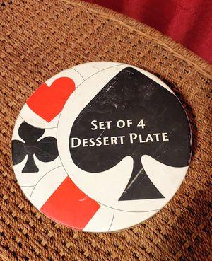 Dessert plates for Sale in Nipomo, CA