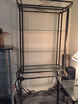 Bakers Rack for Sale in Dallas, TX
