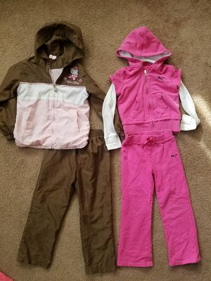 Girls outfits size 6-6x for Sale in Phoenix, AZ