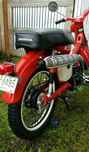 1966 honda cm91 Tacoma Wa for Sale in Bothell, WA
