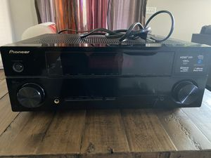 Pioneer receiver for sale for Sale in Rockville, MD