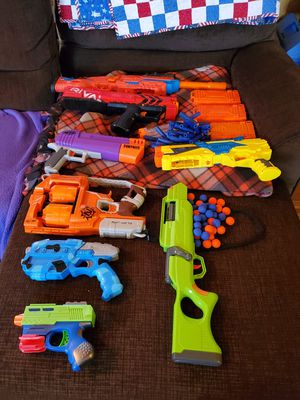 Nerf guns for Sale in East Jordan, MI