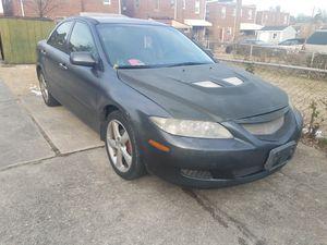 Mazda 6 2003 for Sale in Takoma Park, MD