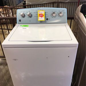 Kenmore Washer 22352 4.2 Cu . Ft M8G for Sale in Houston, TX