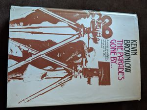 Vintage Kevin Film Brownlow / The Parade's Gone By First Edition 1968 for Sale in Portland, OR