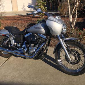 2002 Harley-Davidson Dyna for Sale in Sunnyvale, CA