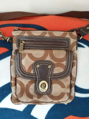 Coach Crossbody Purse& Couch Notebook for Sale in Hutchinson, KS