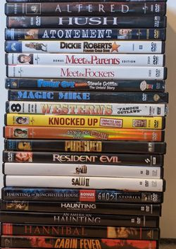 DVD Movies For $1 Each for Sale in Duluth,  GA