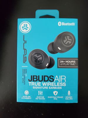 JLAB JBUDS AIR Wireless Bluetooth for Sale in Washington, DC