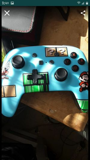 Nintendo switch controller Mario Bros 3 for Sale in Chicago, IL