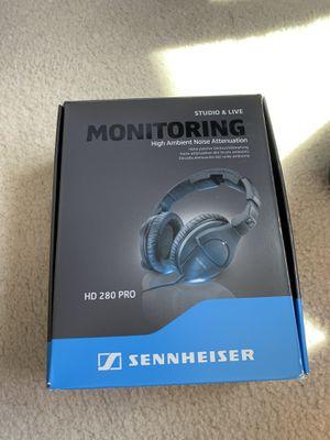 Sennheiser HD280PRO Headphone (new model) for Sale in Fremont, CA