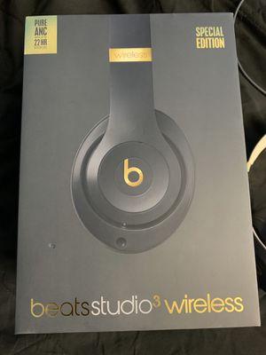 Beat studio 3 wireless for Sale in Glendale, AZ