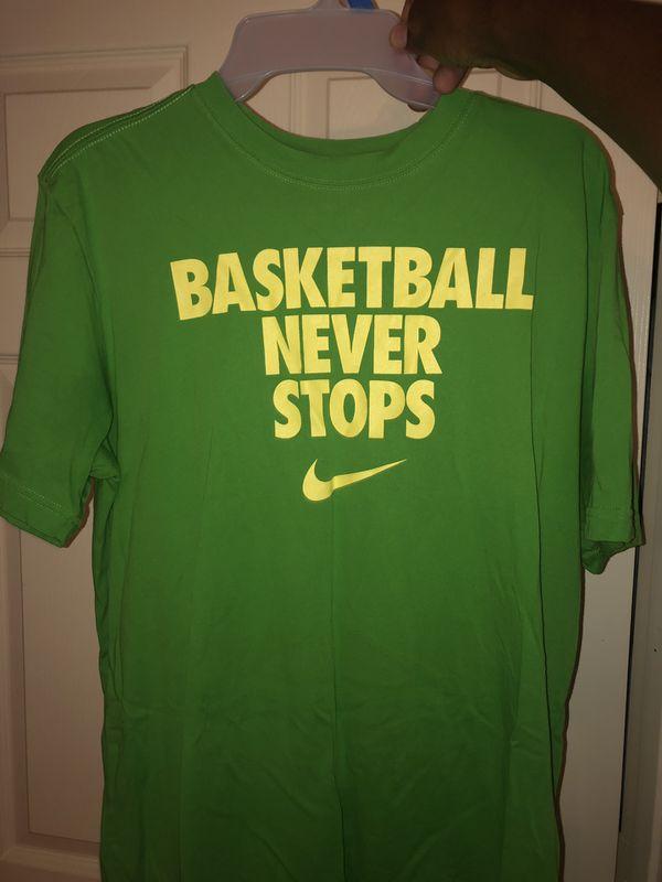 Nike T Shirt (Size : M)