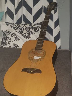 Acoustic guitar 10 $ needs parts for Sale in Lemon Grove, CA