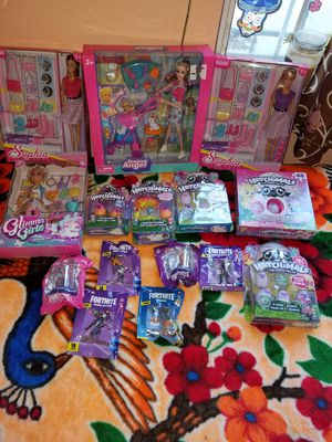 New toys bundle for Sale in Hawthorne, CA