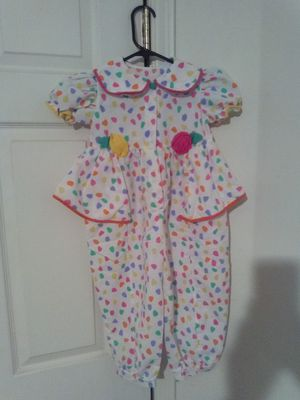 Girls clown costume for Sale in Shafter, CA