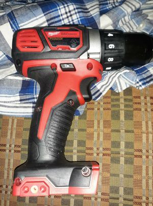 Milwaukee M18 Drill/Driver Tool only for Sale in Wichita, KS
