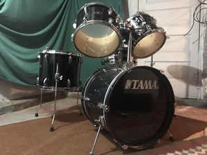Tama stagestar drum kit set for Sale in Pittsburgh, PA