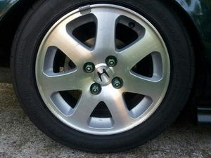 Honda civic si rims and tires for Sale in Seattle, WA