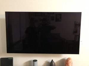 """LG OLED 55"""" WITH LG SLIM WALL MOUNT! for Sale in Orlando, FL"""