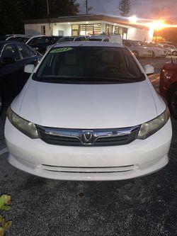 2012 Honda Civic LX for Sale in West Palm Beach,  FL
