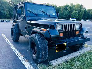 Jeep wrangler yj 2.5 for Sale in Woodbridge, VA