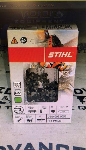 "Stihl 16"" Chainsaw Chain for MS170 for Sale in Miami Lakes, FL"
